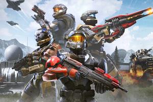 Halo Infinite 2021 8k Wallpaper