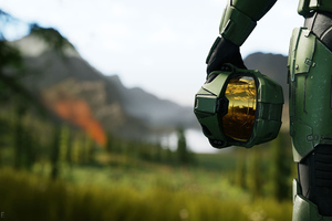Halo Infinite Wallpaper
