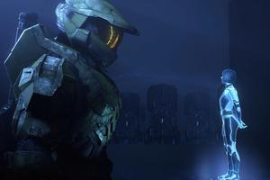 Halo Infinite Multiplayer 5k Wallpaper