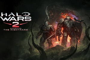 Halo Wars 2 Awakening The Nightmare Wallpaper