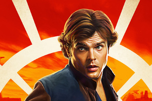 Han Solo In Solo A Star Wars Story