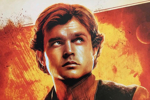 Han Solo Solo A Star Wars Story Movie 2018
