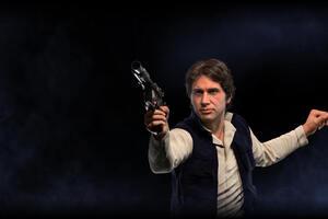 Han Solo Star Wars Battlefront II Wallpaper