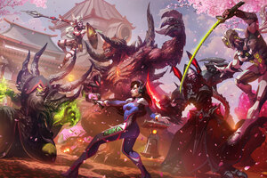 Hanamura Heroes of the Storm