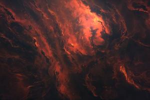 Hand Of Nebula 4k