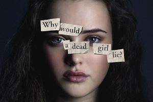 Hannah 13 Reasons Why Poster