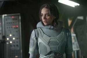 Hannah John Kamen As Ava In Ant Man And The Wasp Movie