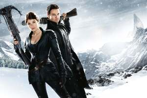 Hansel And Gretel Witch Hunters 4k