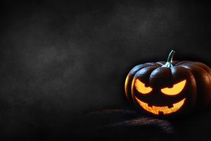 Happy Halloween Pumpkin Wallpaper