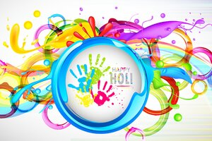 Happy Holi Images Wallpaper