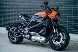 Harley Davidson LiveWire Wallpaper