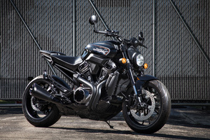 Harley Davidson Streetfighter 2020 Wallpaper