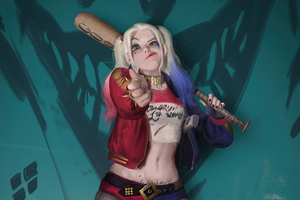 Harley Quinn 2020 Artworks 4k Wallpaper