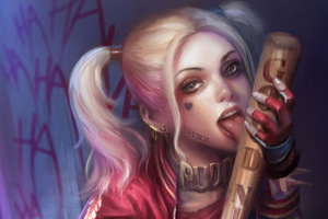 Harley Quinn 4k Artss