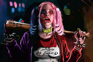 Harley Quinn 4k Artworks