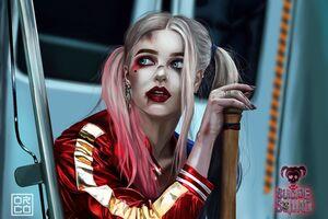 Harley Quinn 5k 2019
