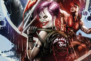 Harley Quinn Arsenal