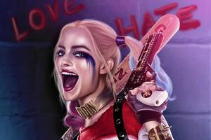 Harley Quinn Artwork 3