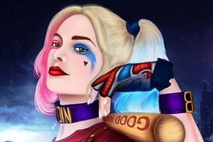 Harley Quinn Artwork 4k
