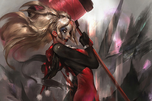 Harley Quinn Artworks