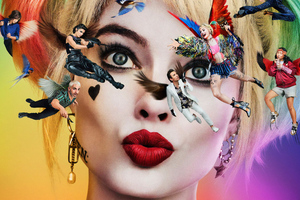 Harley Quinn Birds Of Prey 2020 4k