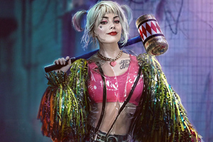 Harley Quinn Birds Of Prey 2020 Wallpaper