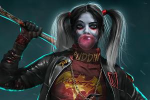 Harley Quinn Bosslogic