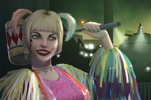 Harley Quinn Character Fantasy