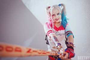 Harley Quinn Cosplay HD
