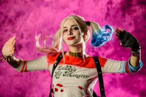 Harley Quinn Cosplay New 4k