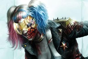Harley Quinn Crisis