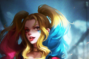 Harley Quinn Innocent Girl