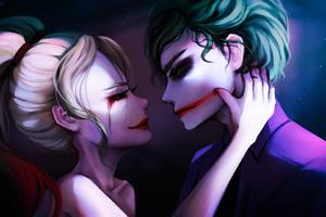 Harley Quinn Joker Valentine Fantasy