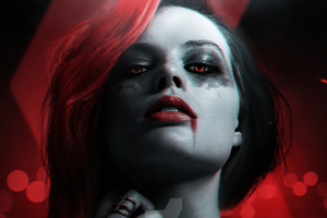 Harley Quinn Margot Robbie Wallpaper