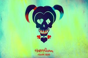 Harley Quinn Minimalism