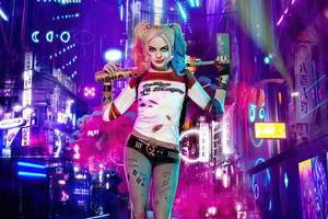 Harley Quinn New 2020 Wallpaper