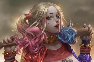 Harley Quinn Newart Hd