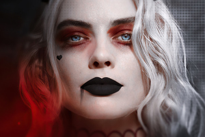 Harley Quinn The Suicide Squad 2021 Movie