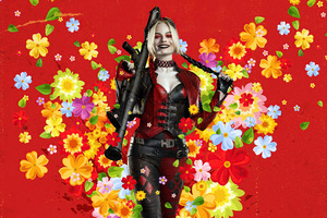 Harley Quinn The Suicide Squad 8k Wallpaper