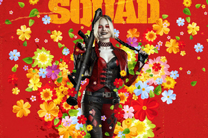 Harley Quinn The Suicide Squad Wallpaper