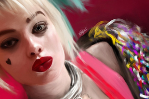 Harley Quinn Xoxo