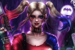 Harley Quinn4k Artwork Wallpaper