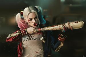 Harley Quinn4k