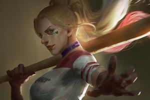Harley Quinn4k New Artwork