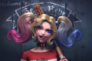Harley Quinn4k New