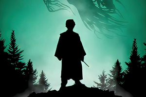 Harry Potter Following The Darkness 4k