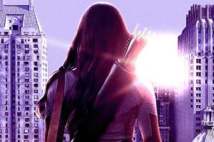 Hawkeye Kate Bishop Tv Series 2021 Wallpaper