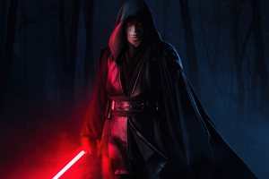 Hayden Christensen As Anakin Skywalker 4k Wallpaper