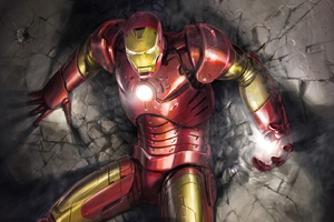 HD Iron Man