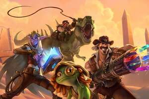 Hearthstone 8k 2019 Wallpaper